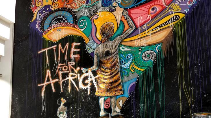 Le temps de l'Afrique Rabat