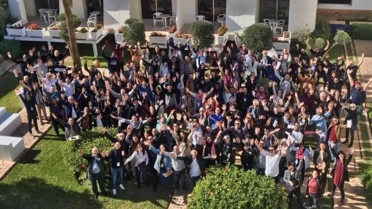 M&D et SL Jeunes des 2 Rives à Agadir