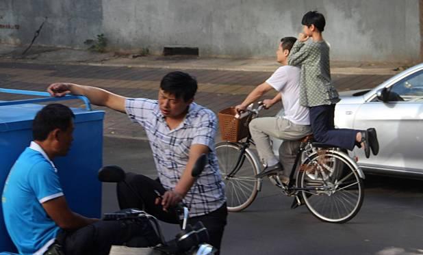 Chine, un des #2elephants
