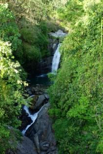 Tikhedhungga water fall