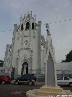 San Juan Bosco church