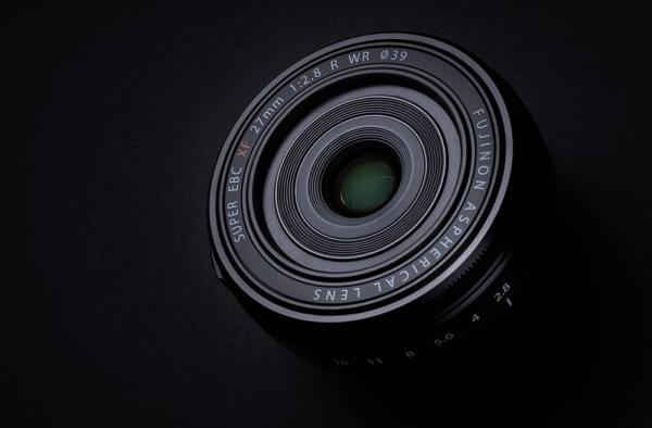 New Fujifilm XF 27mm f2.8 R WR : Weather-sealed and aperture ring