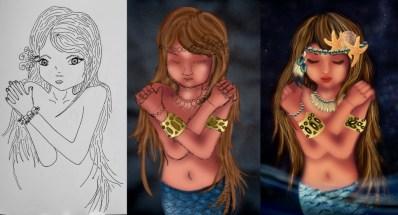 Fair Maiden Progress, AGE 17 and 21
