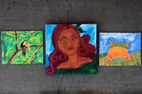 Amazon Mermaid, AGE 12 and 21
