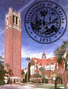 University of Florida was founded in 1853.