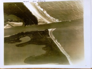 Ft Pierce Inlet, 1936.