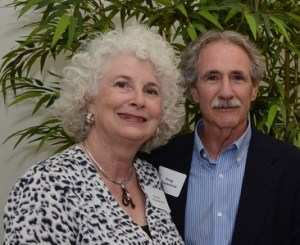 Doctors Susan and Greg Braunstein, public photo, ca. 2013.)