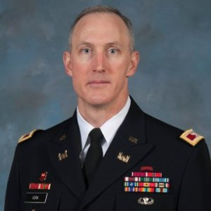 Col Jason Kirk will take over the position as Col of the Jacksonville ACOE in the next few months. (File photo, 2014)