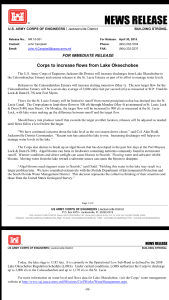 ACOE press release 4-29-15 as shown from an image taken on my iPhone.