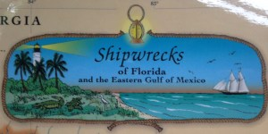Shipwrecks of Florida....