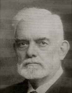 Louis Ferdinand Dommerich (1841-1912) photo provided by historian Alice Luckhardt.