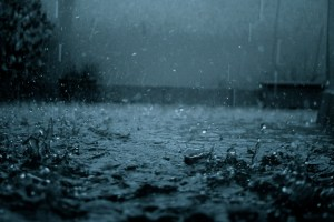 El Nino means rain.