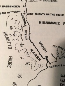 Kissimmee River area north