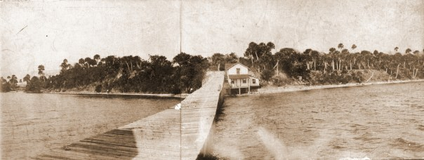 Capt. Sewall House panorama s