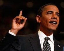 Obama Campaigns Across The U.S. In Final Week Before Election