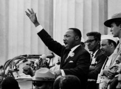 "Martin Luther King, Jr Delivering His ""I Have a Dream"" Speech"