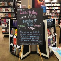 An Evening with Emma Healey – Elizabeth is Missing