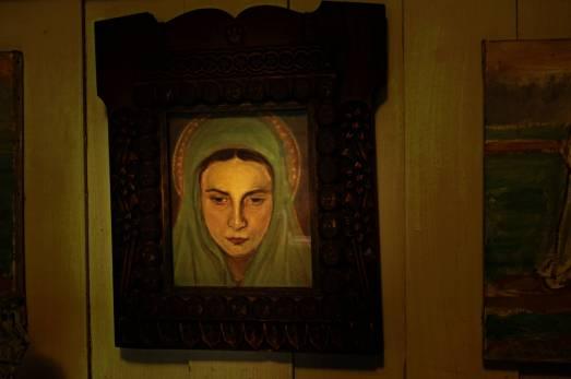 Madonna w ramie z Zakopanego