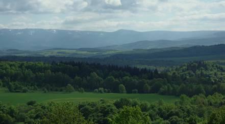 Przedgórze Izerskie, Szrenica i Śnieżne Kotły