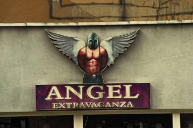 Współczesny lubański angel