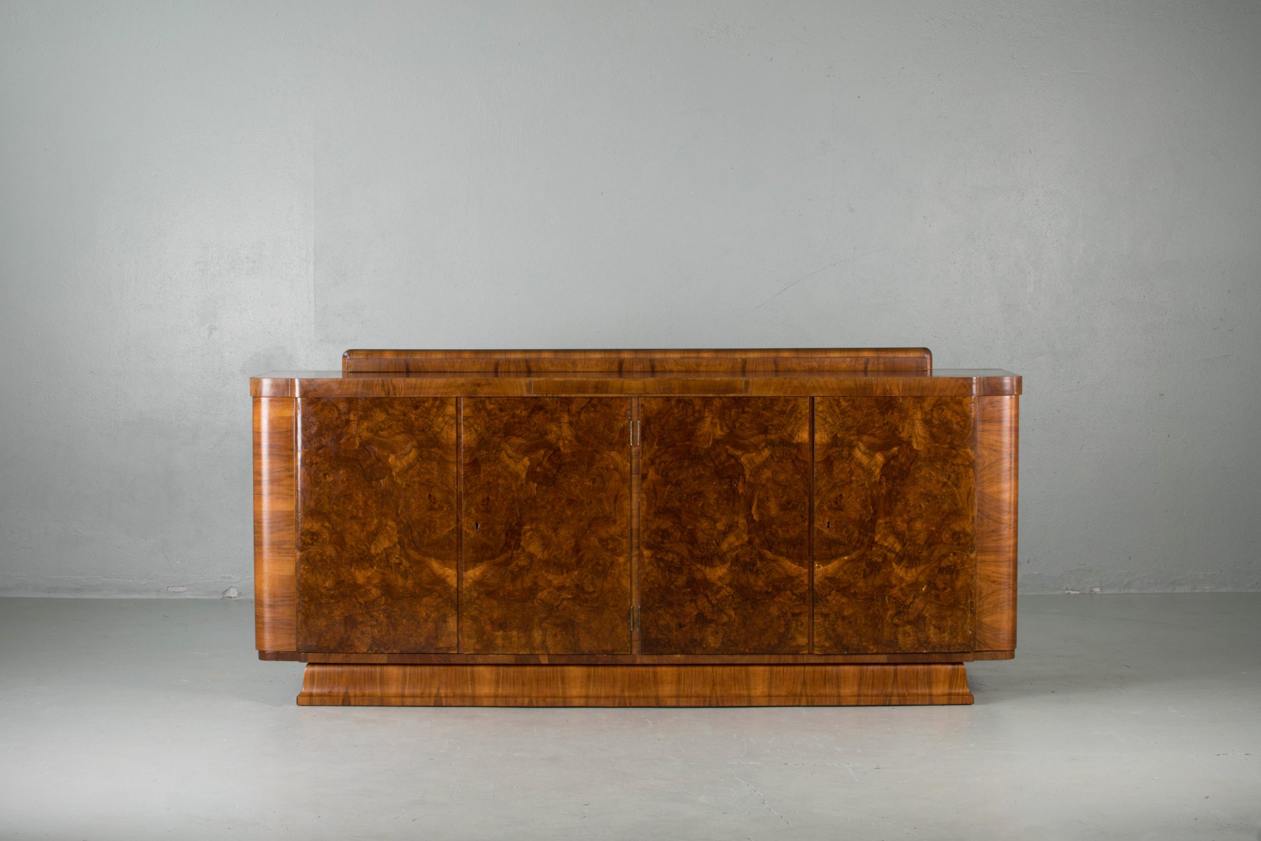 classic french art deco sideboard or buffet 1940s