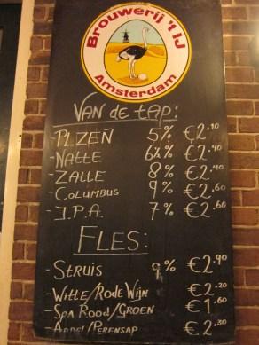 Mmm...bier.