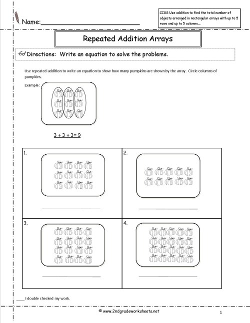 small resolution of Open Array Multiplication Worksheet   Printable Worksheets and Activities  for Teachers