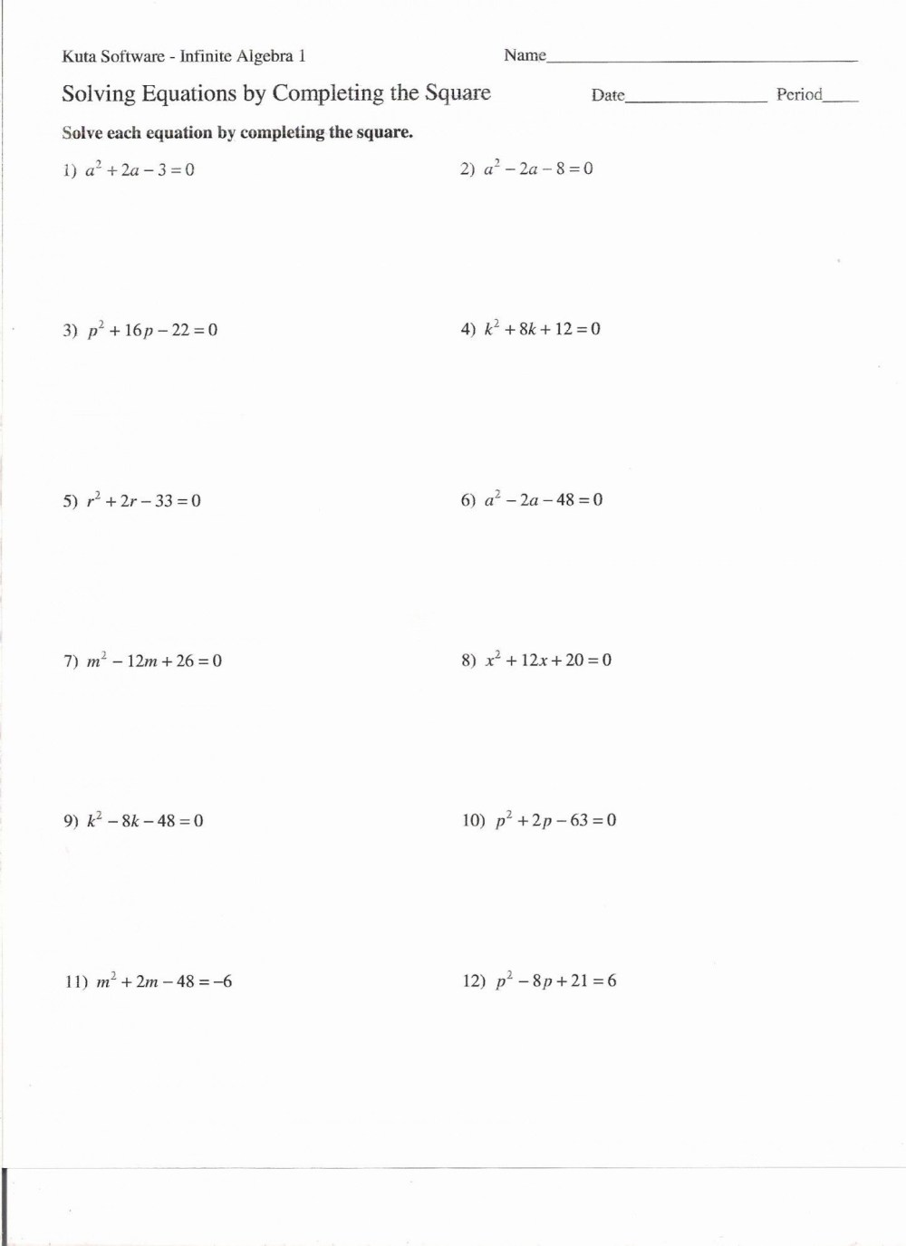 medium resolution of Using Distributive Property Worksheets 9th Grade   Printable Worksheets and  Activities for Teachers