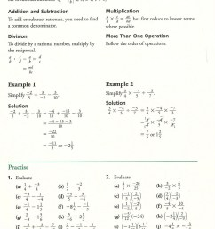 Clearing Fractions Worksheet 7th Grade   Printable Worksheets and  Activities for Teachers [ 1600 x 1311 Pixel ]