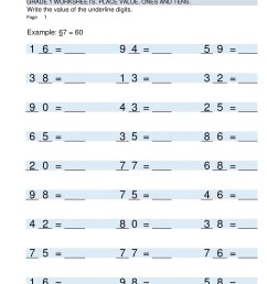 Number Patterns Worksheets 6th Grade   Printable Worksheets and Activities  for Teachers [ 2339 x 1654 Pixel ]