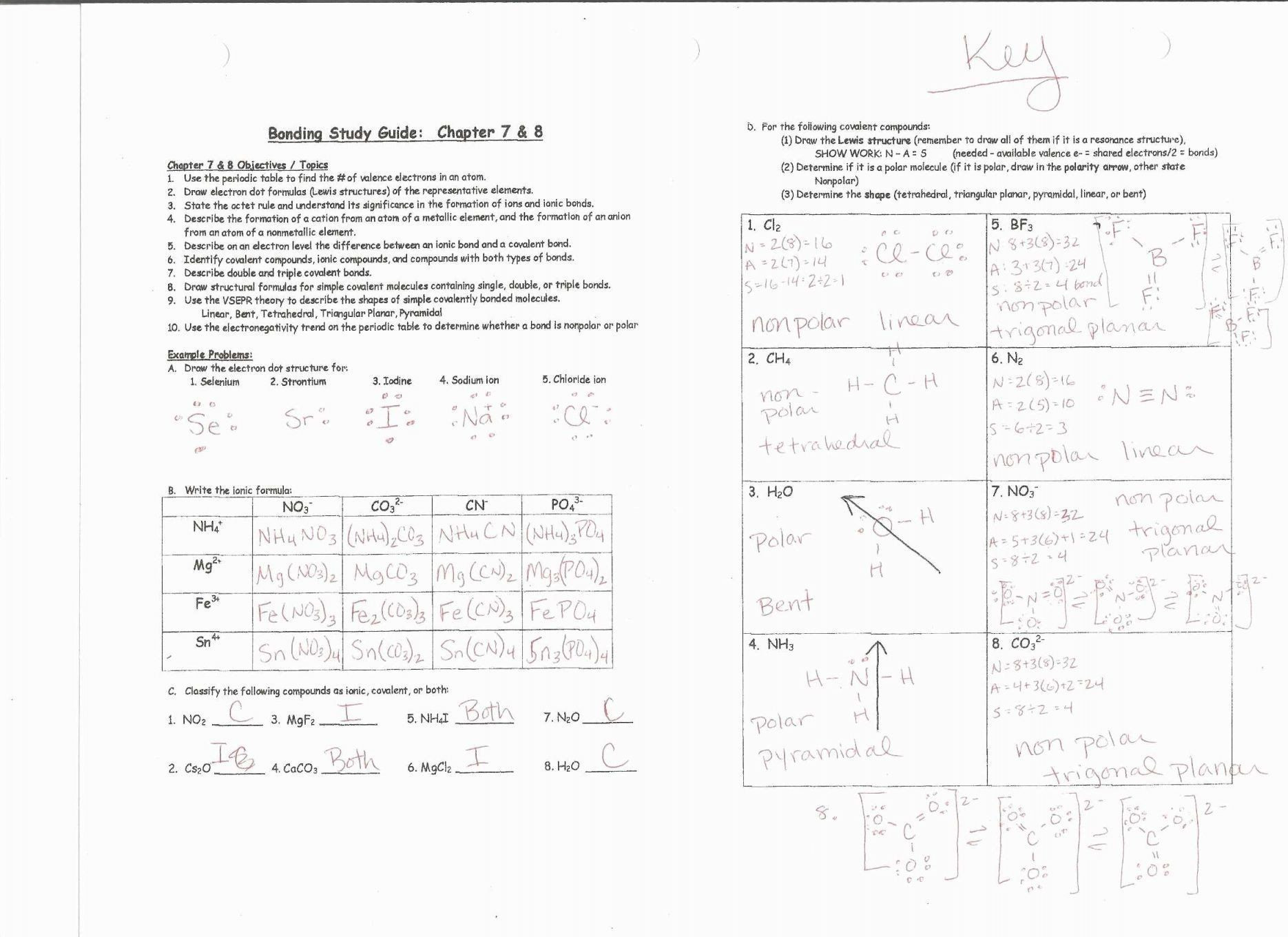 30 Oxidation Number Worksheet With Answers