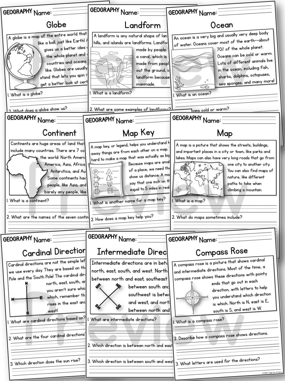 medium resolution of Worksheets American Revolution   Printable Worksheets and Activities for  Teachers