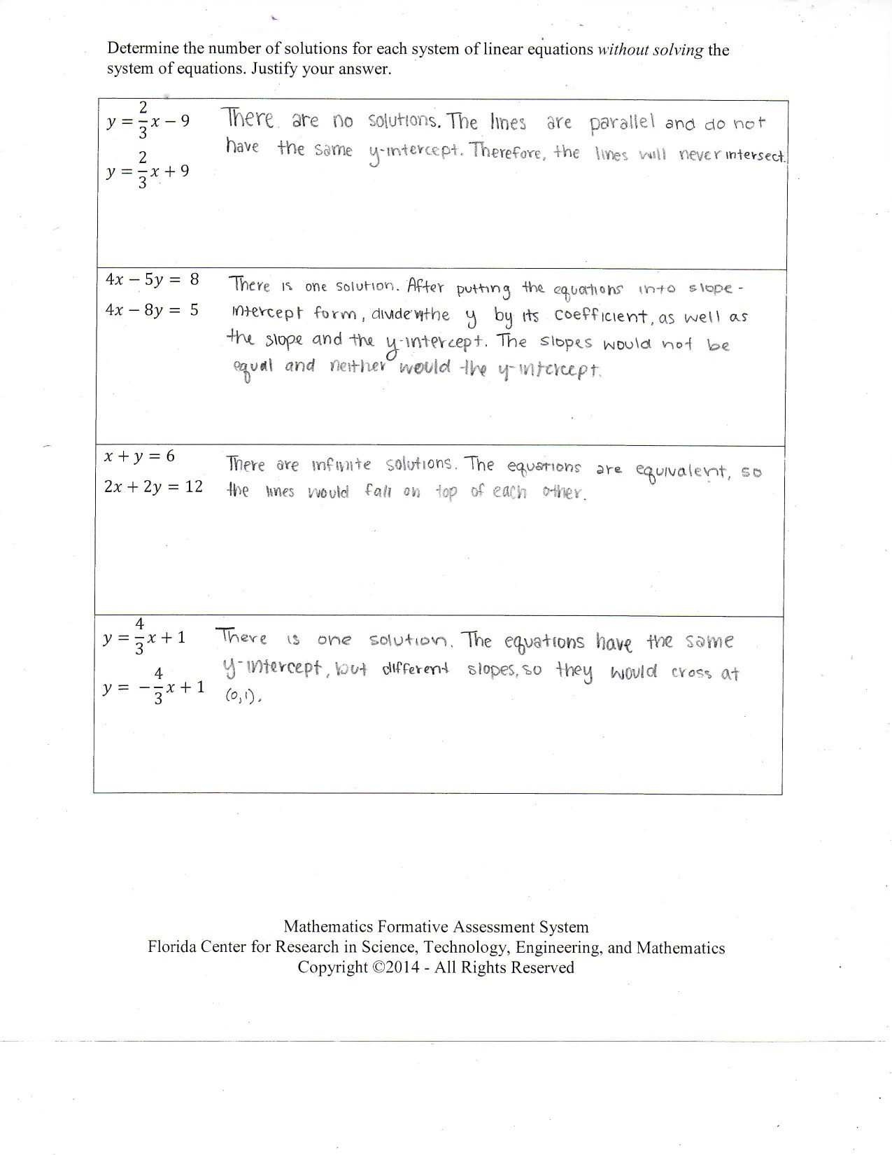 30 Applications Of Linear Equations Worksheet