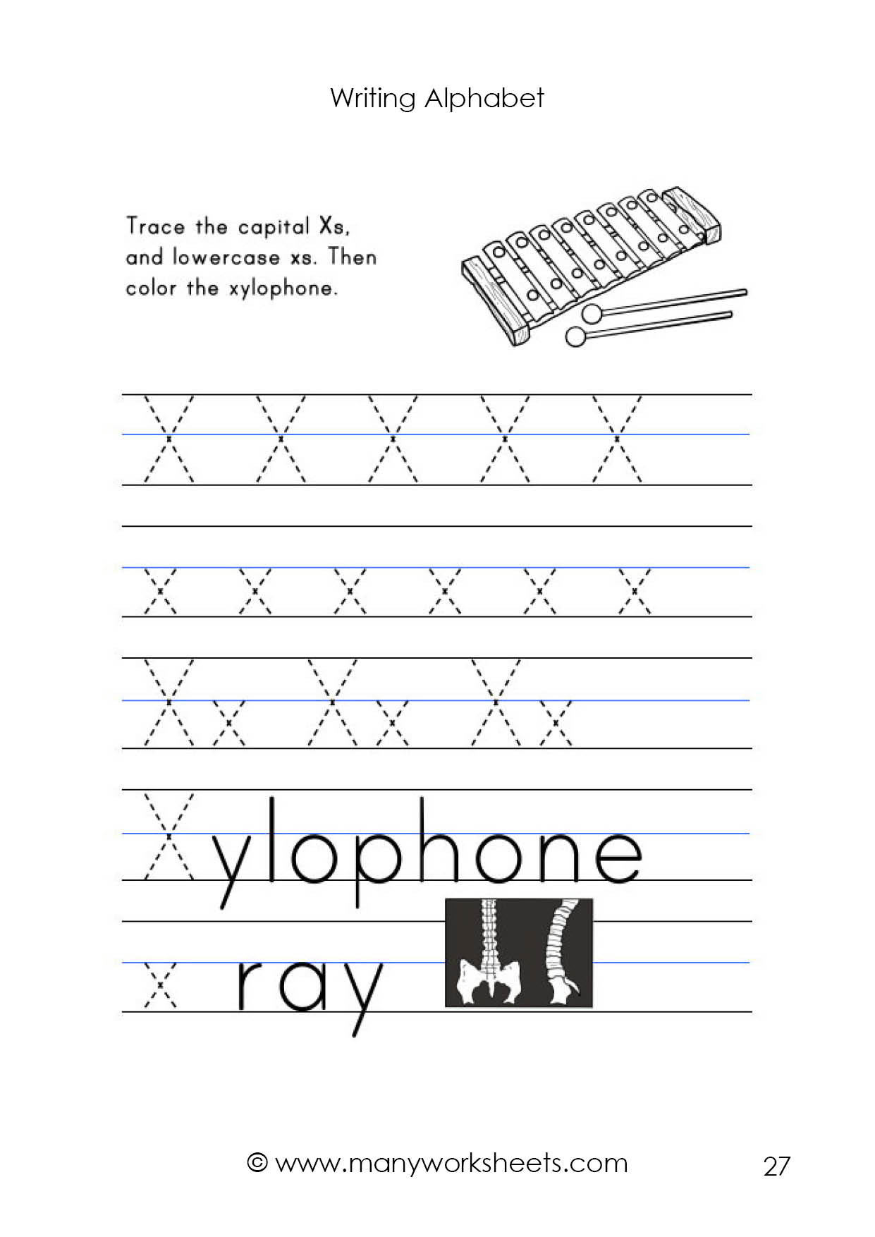 30 Capital And Lowercase Letters Worksheet