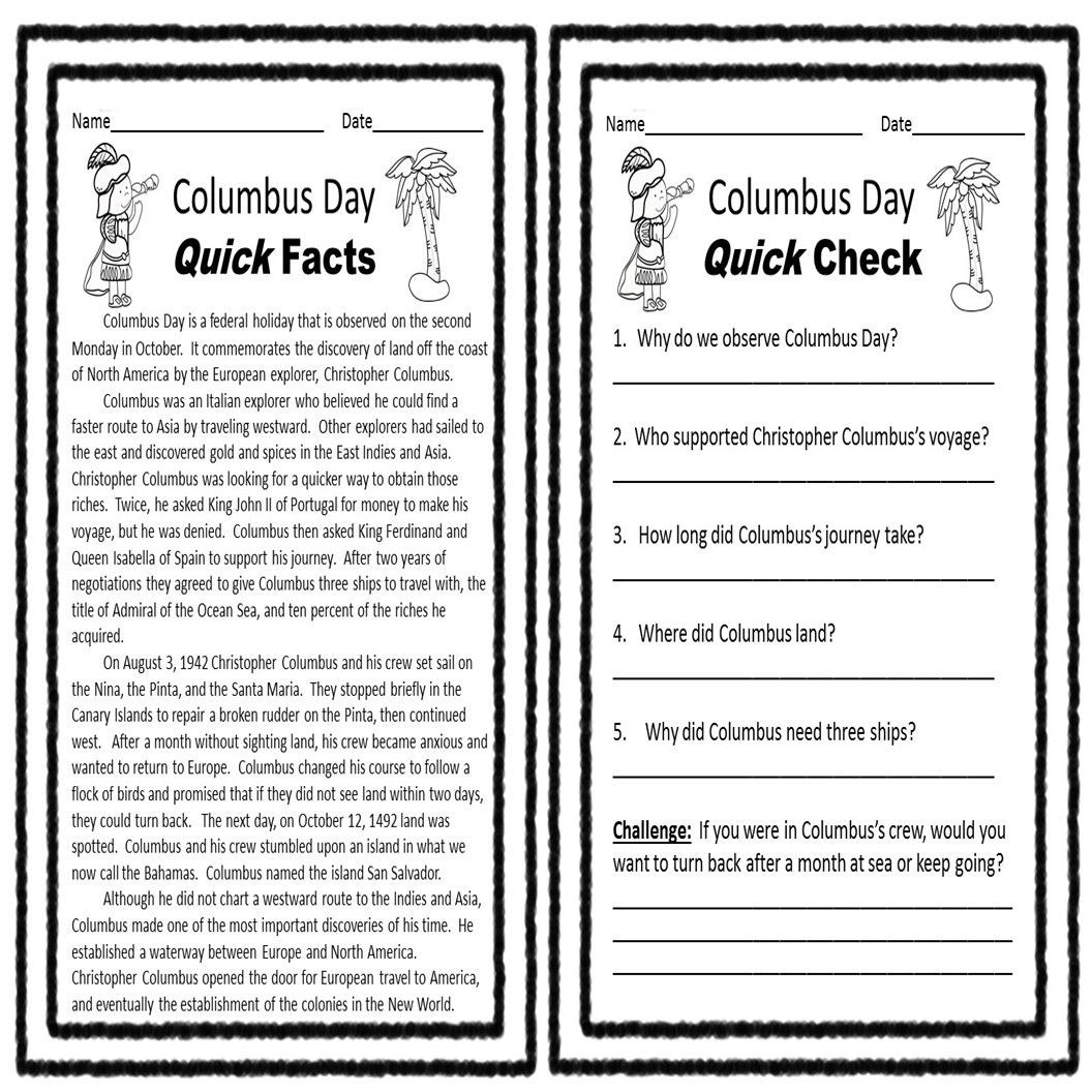 hight resolution of Columbus Coloring Worksheet   Printable Worksheets and Activities for  Teachers