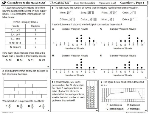 small resolution of Dot Plot Worksheet   Printable Worksheets and Activities for Teachers