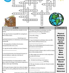 Worksheets 4th Grade Science Rocks   Printable Worksheets and Activities  for Teachers [ 2031 x 1282 Pixel ]