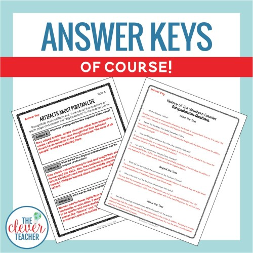 small resolution of Jamestown Worksheets For Fifth Grade   Printable Worksheets and Activities  for Teachers
