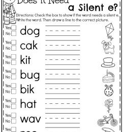 Long Vowel A Worksheets Grade 2   Printable Worksheets and Activities for  Teachers [ 1280 x 1024 Pixel ]