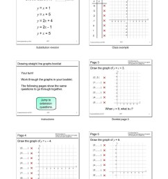 Scatter Plot Worksheets   Printable Worksheets and Activities for Teachers [ 1754 x 1239 Pixel ]