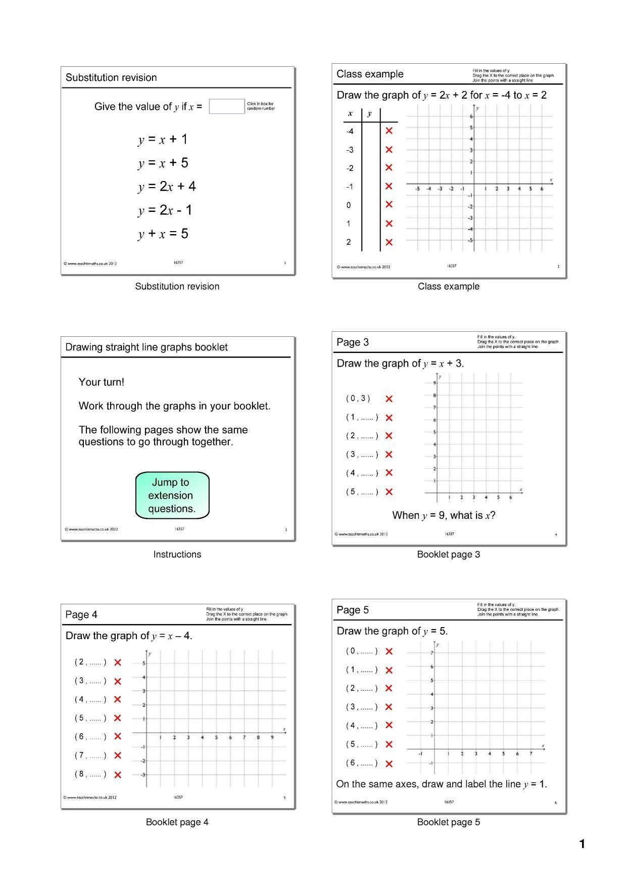 hight resolution of Scatter Plot Worksheets   Printable Worksheets and Activities for Teachers