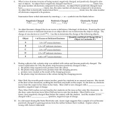 Electricity Worksheet   Printable Worksheets and Activities for Teachers [ 1800 x 1391 Pixel ]