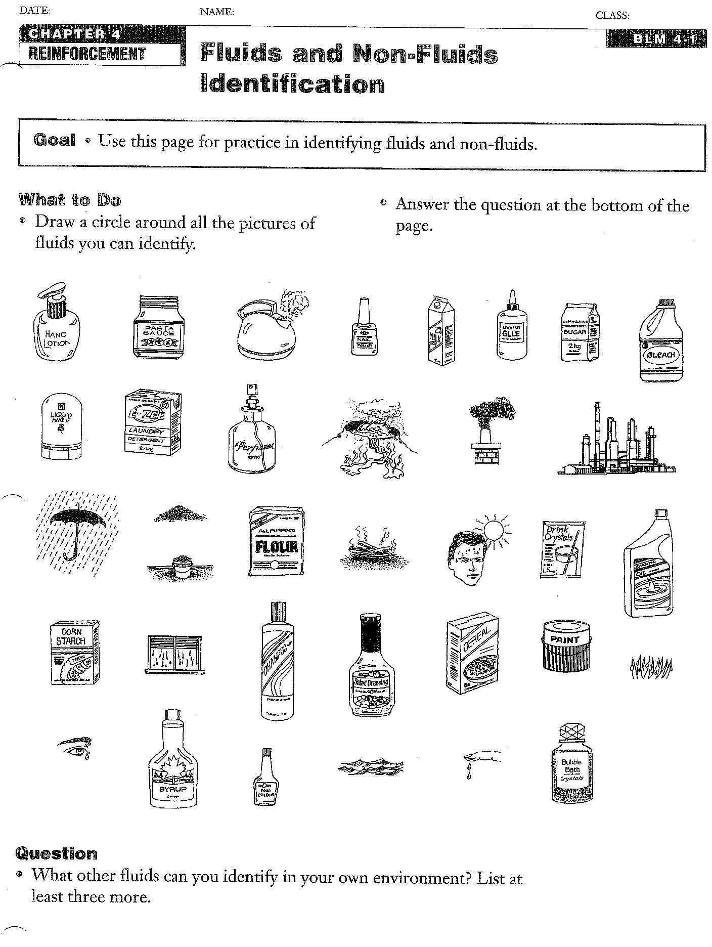 Calculating Density Worksheet 6th Grade Template Library