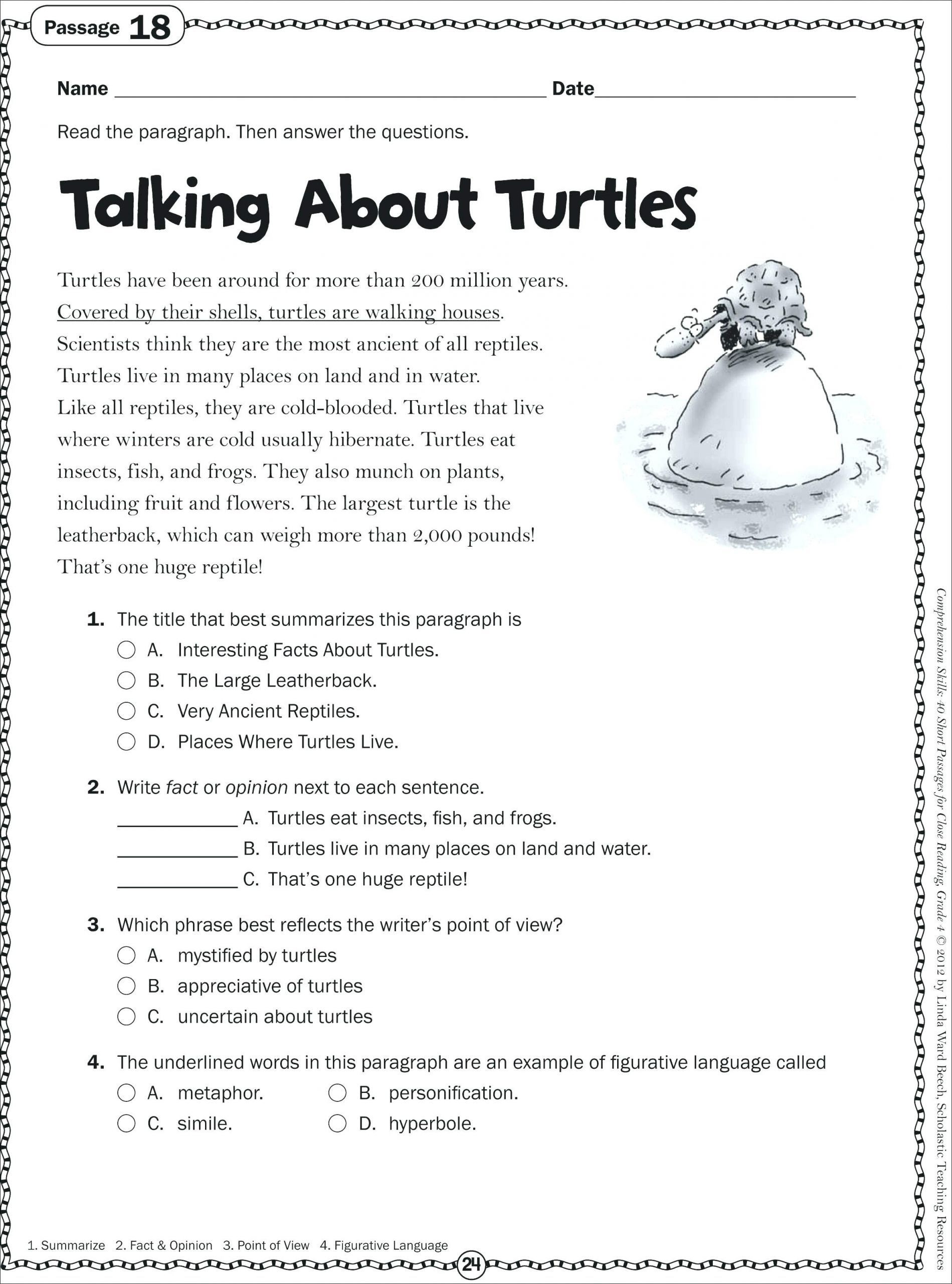 hight resolution of 4th Grade Library Skills Worksheets   Printable Worksheets and Activities  for Teachers