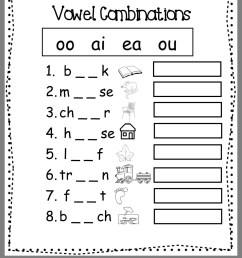 Adult Phonics Worksheets   Printable Worksheets and Activities for  Teachers [ 1869 x 1242 Pixel ]