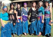 Belly Dancing at Bello 013