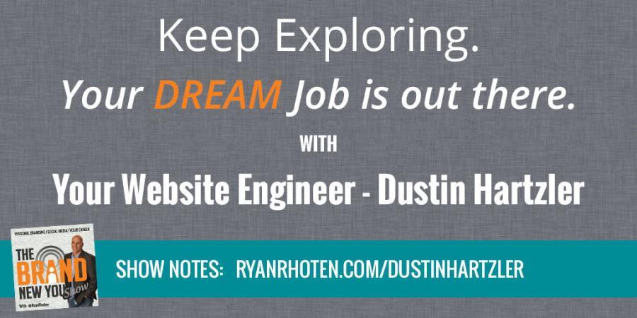 Dustin Hartzler Brand New You Podcast