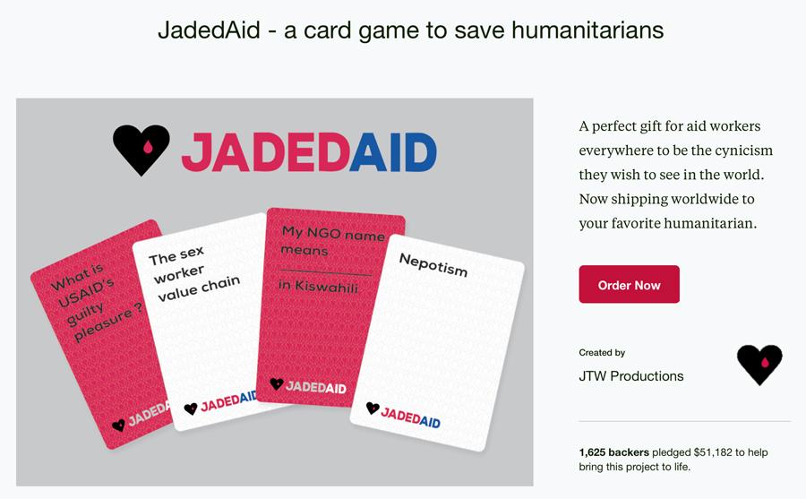 jadedaid on kickstarter