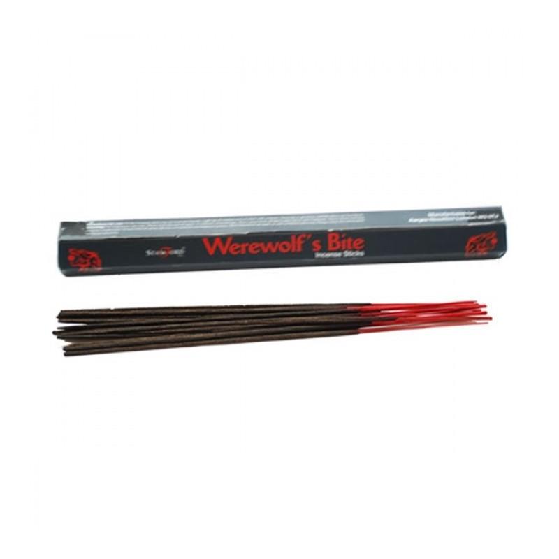 'Werewolf's Bite' Incense Sticks