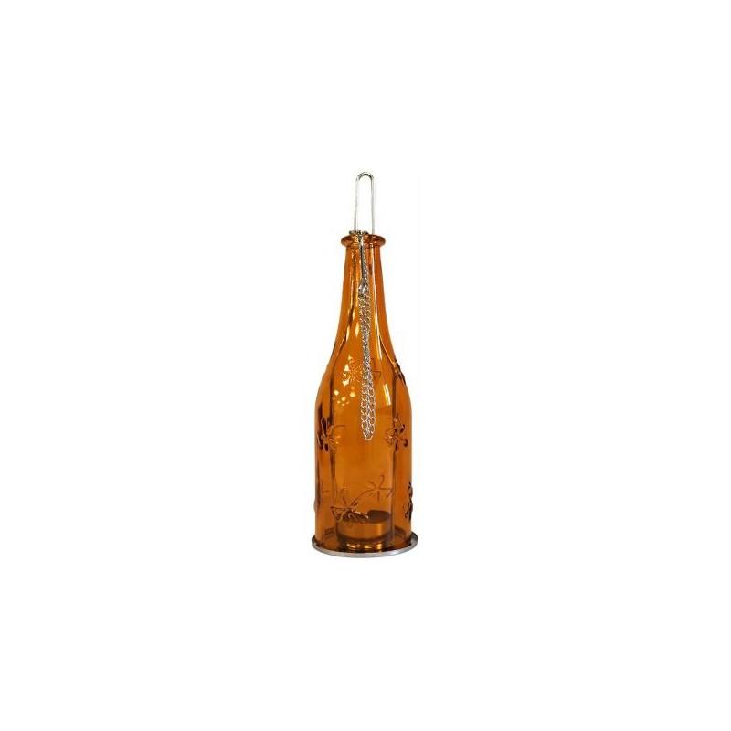 Recycled Bottle Lantern